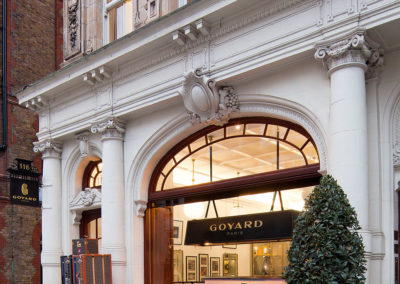 Goyard Shop in London 8