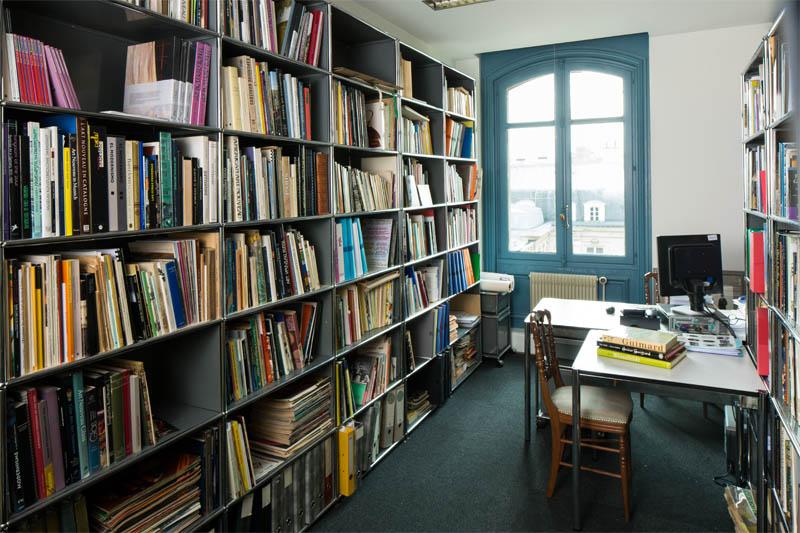 Bureaux du Musée d'Orsay équipés en USM | Paris, Fr