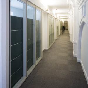 Coursives des bureaux du Musée d'Orsay   Paris, Fr