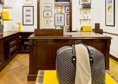 Goyard Shop in London 3