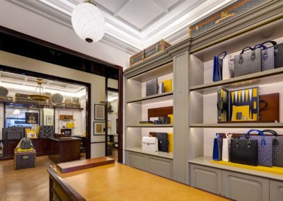 Goyard Shop in London 2