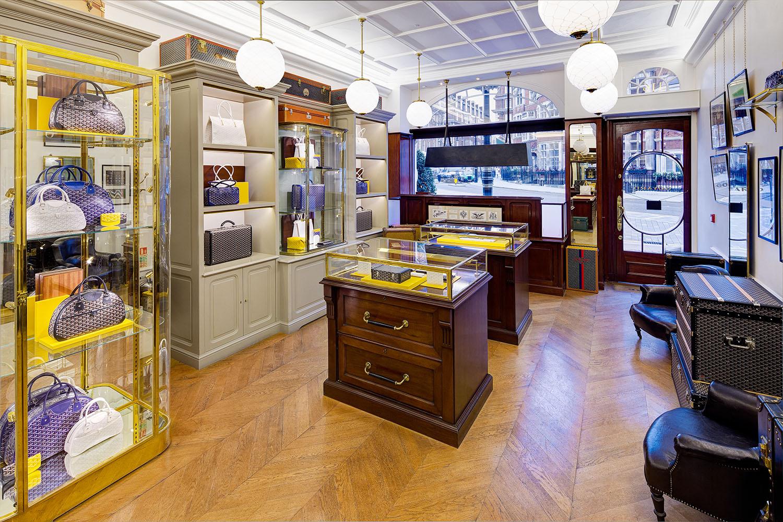 Goyard Shop - London