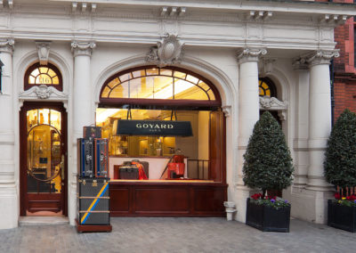 Goyard Shop in London 6