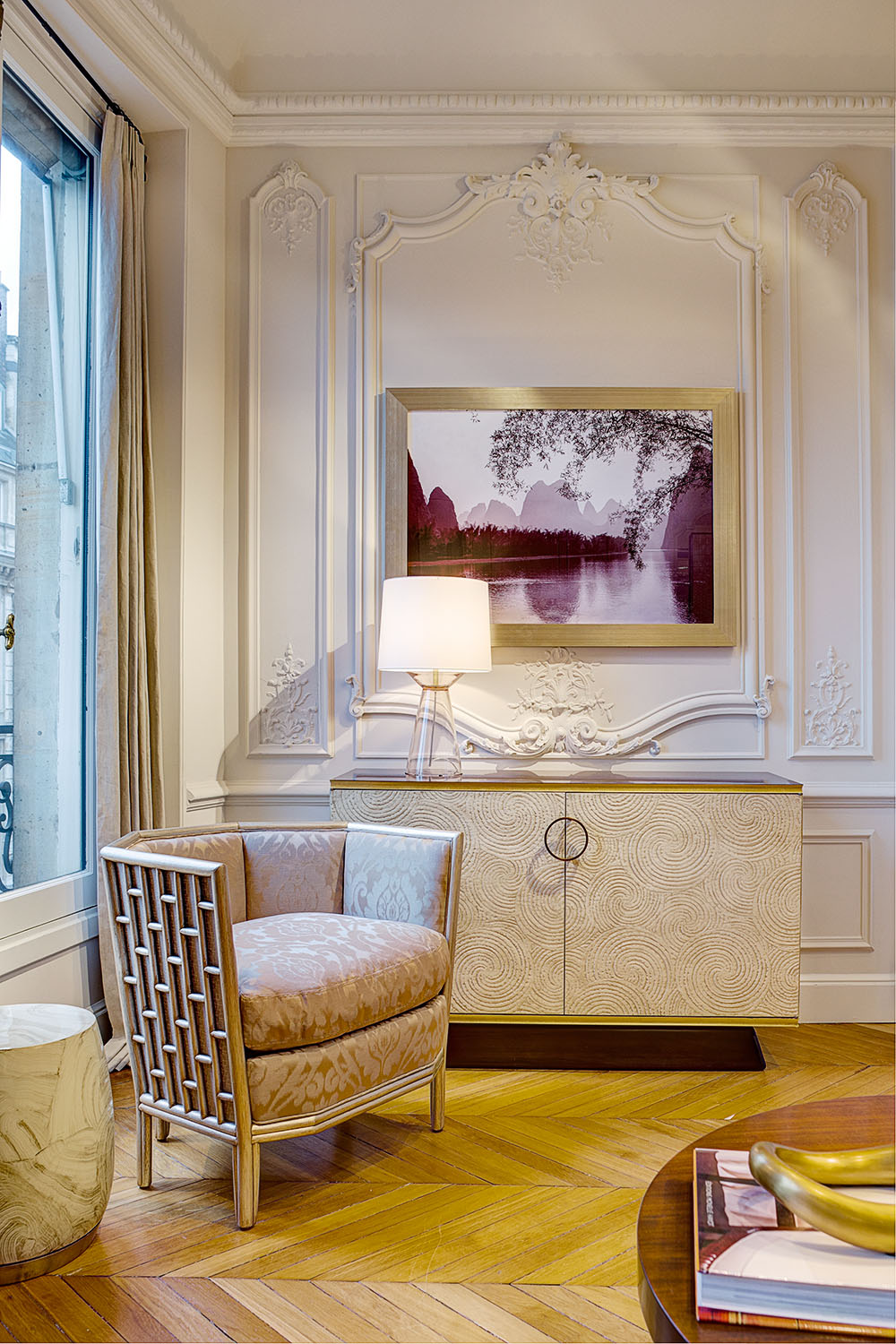 Baker Showroom rue Saint Honore - Paris