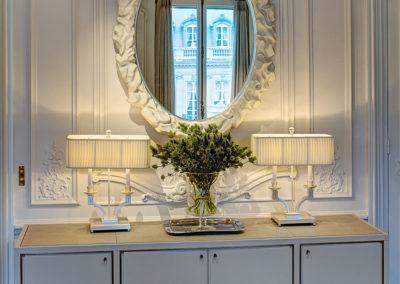 Baker Showroom rue Saint Honore - Paris