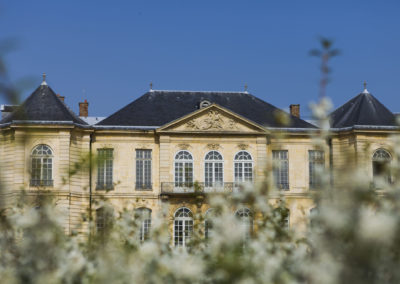 Rodin Museum for USM-Paris 1