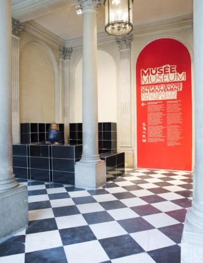 Rodin Museum for USM-Paris