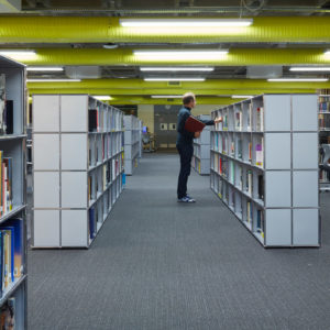 Library of Portsmouth University