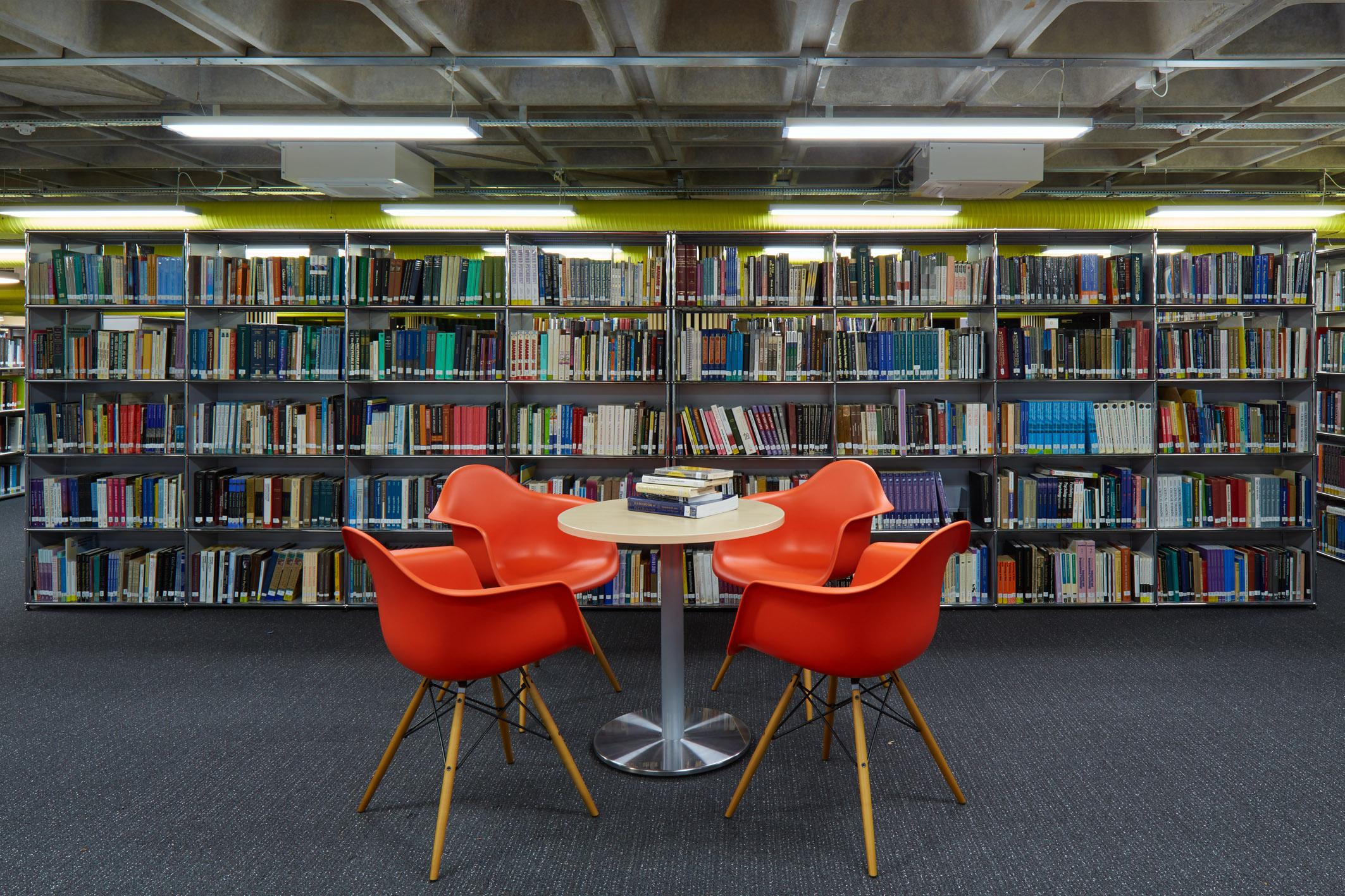Library of Portsmouth University
