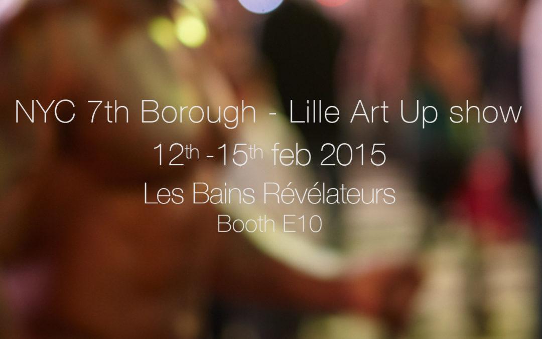 Sur la foire Lille Art-Up