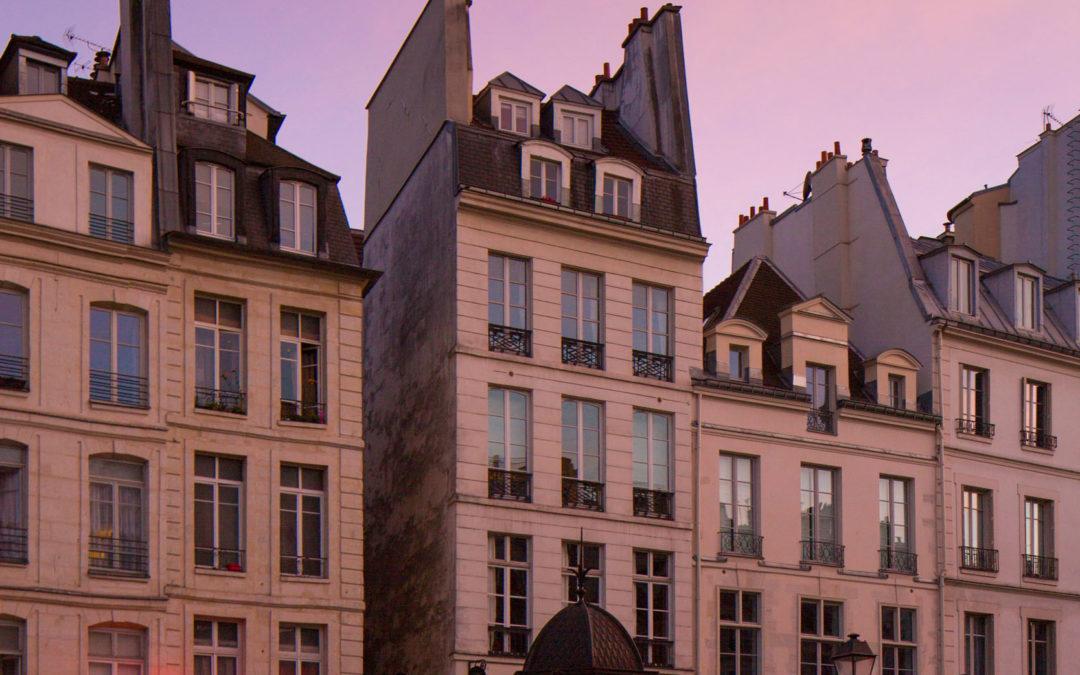 Paris Kiosks