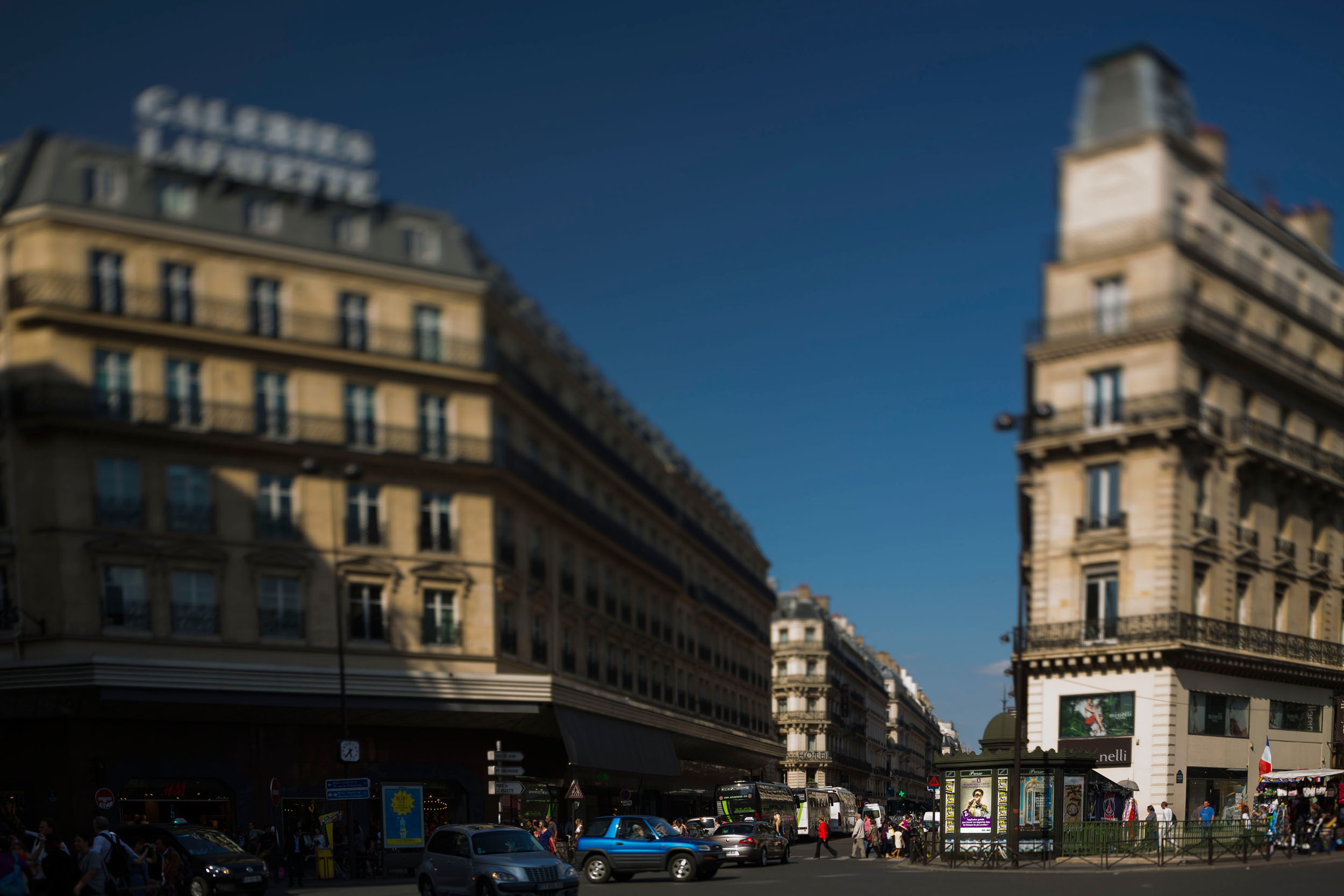Paris Kiosk - Prestalis