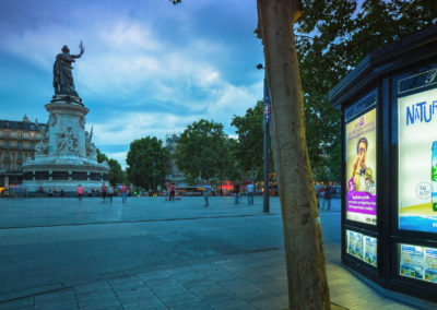 Paris Kiosks 13