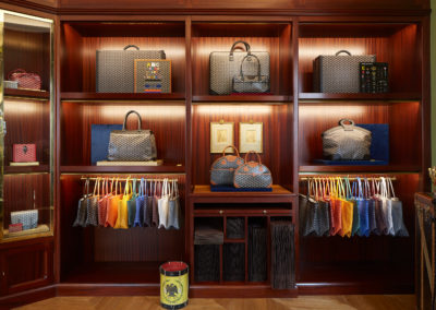 Boutique Goyard at Biarritz 1