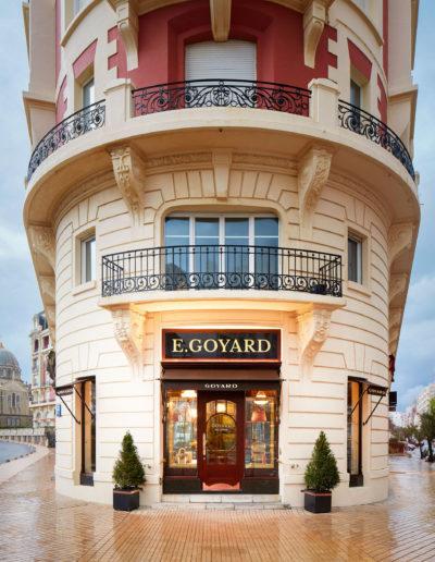 Boutique Goyard at Biarritz