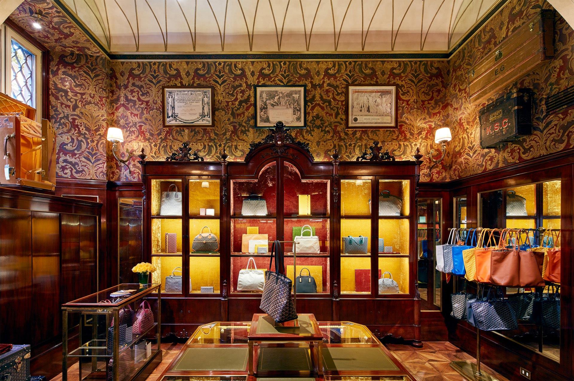 Boutique Goyard | Milan, It