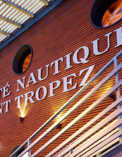 Offices of the Nautical Society of Saint-Tropez 9