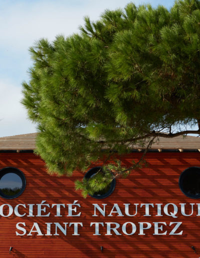 Offices of the Nautical Society of Saint-Tropez 7
