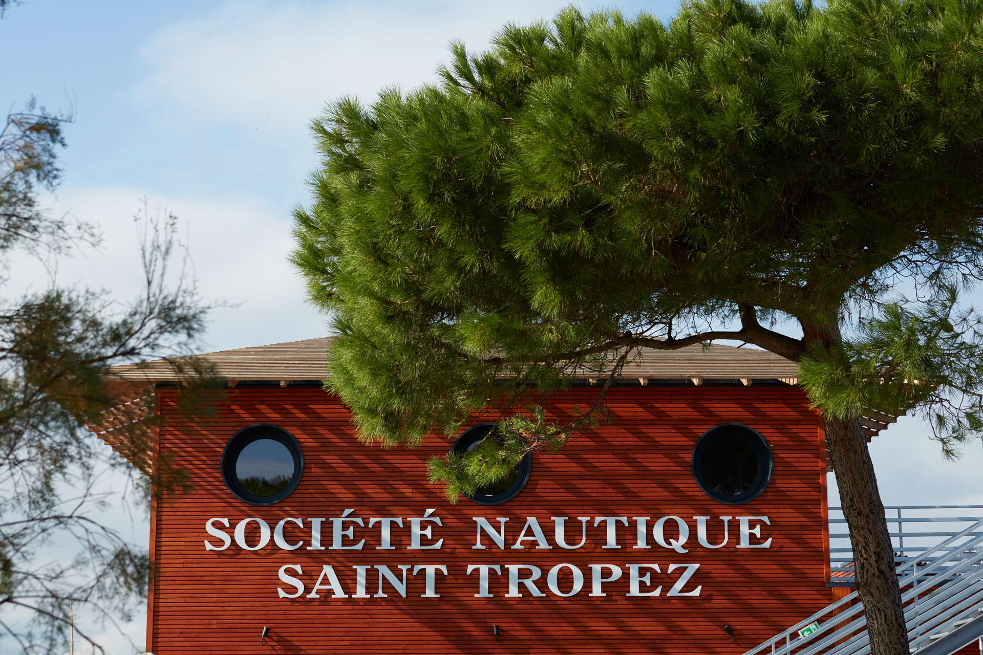 USM équipe la société Nautique de Saint-Tropez