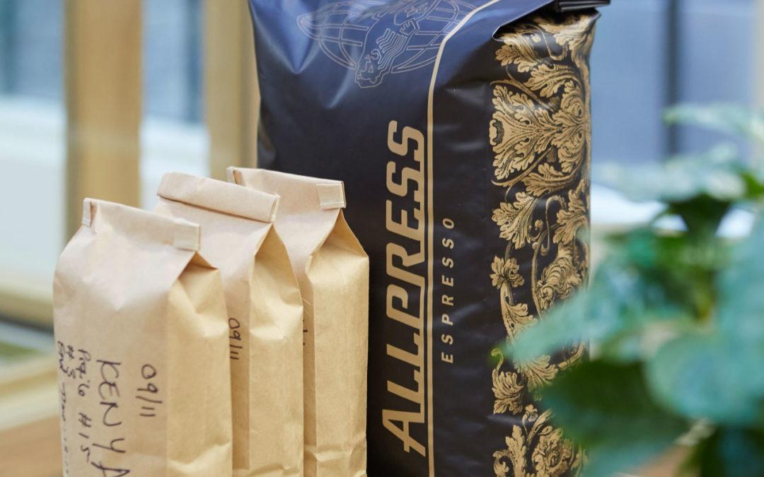 AllPress Coffee – London UK