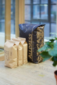 AllPress Coffee - Londra UK