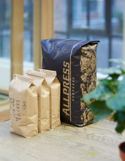 AllPress Coffee - Londra UK 4