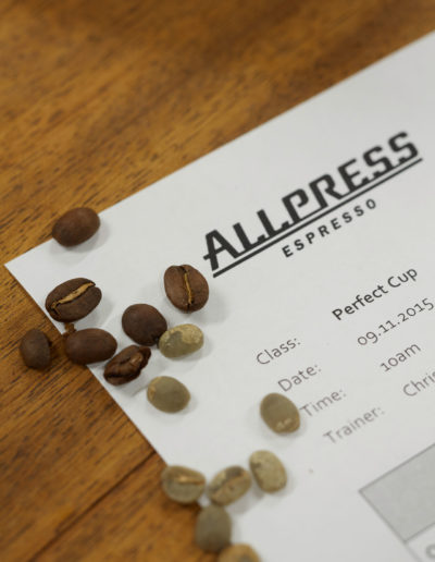 AllPress Coffee - Londra UK 10