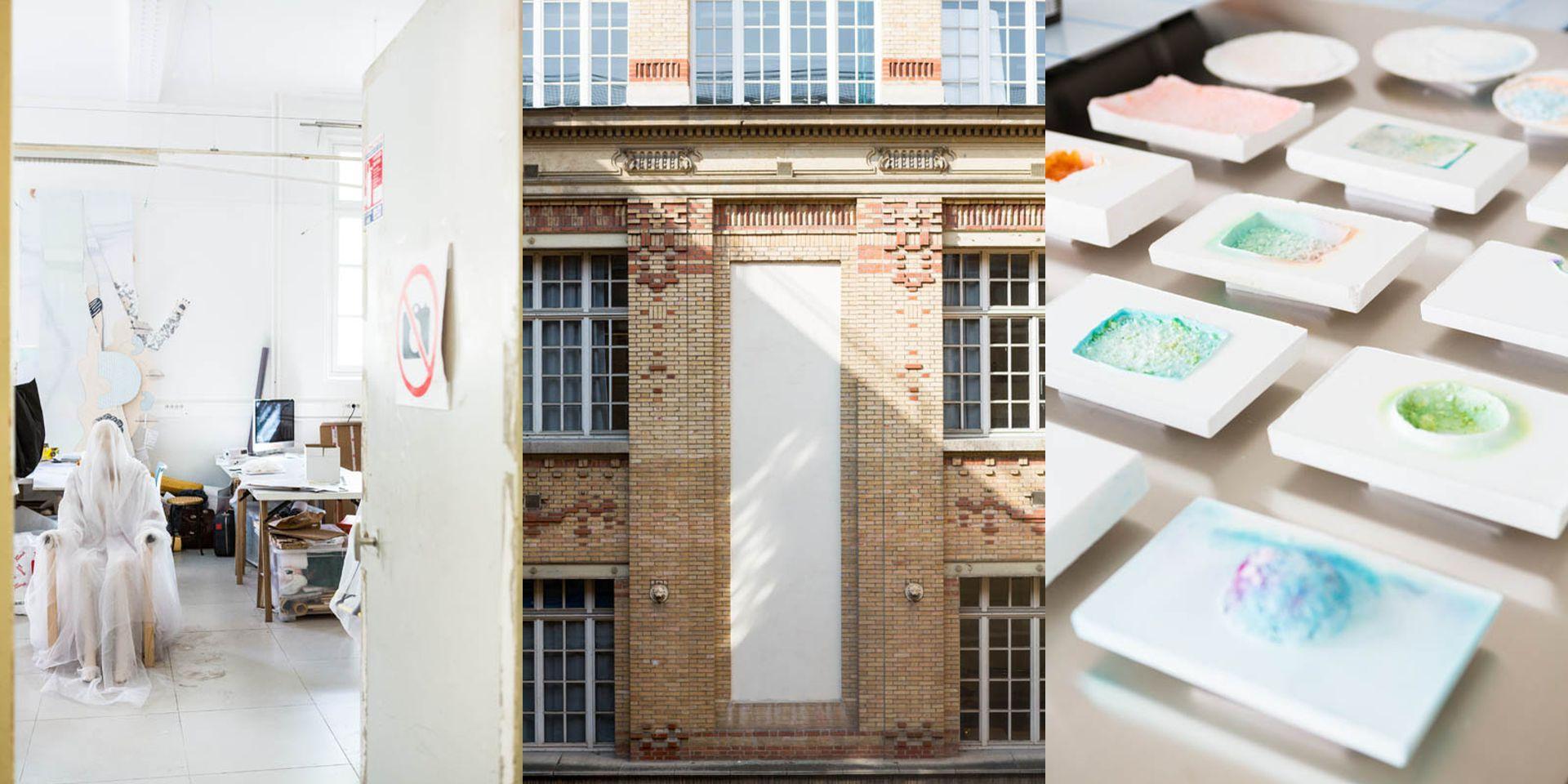 École Duperré, Paris.