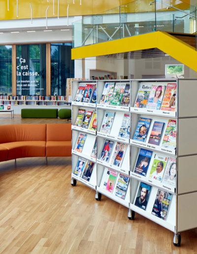 B612 – Bibliothèque de Saint Genis-Laval