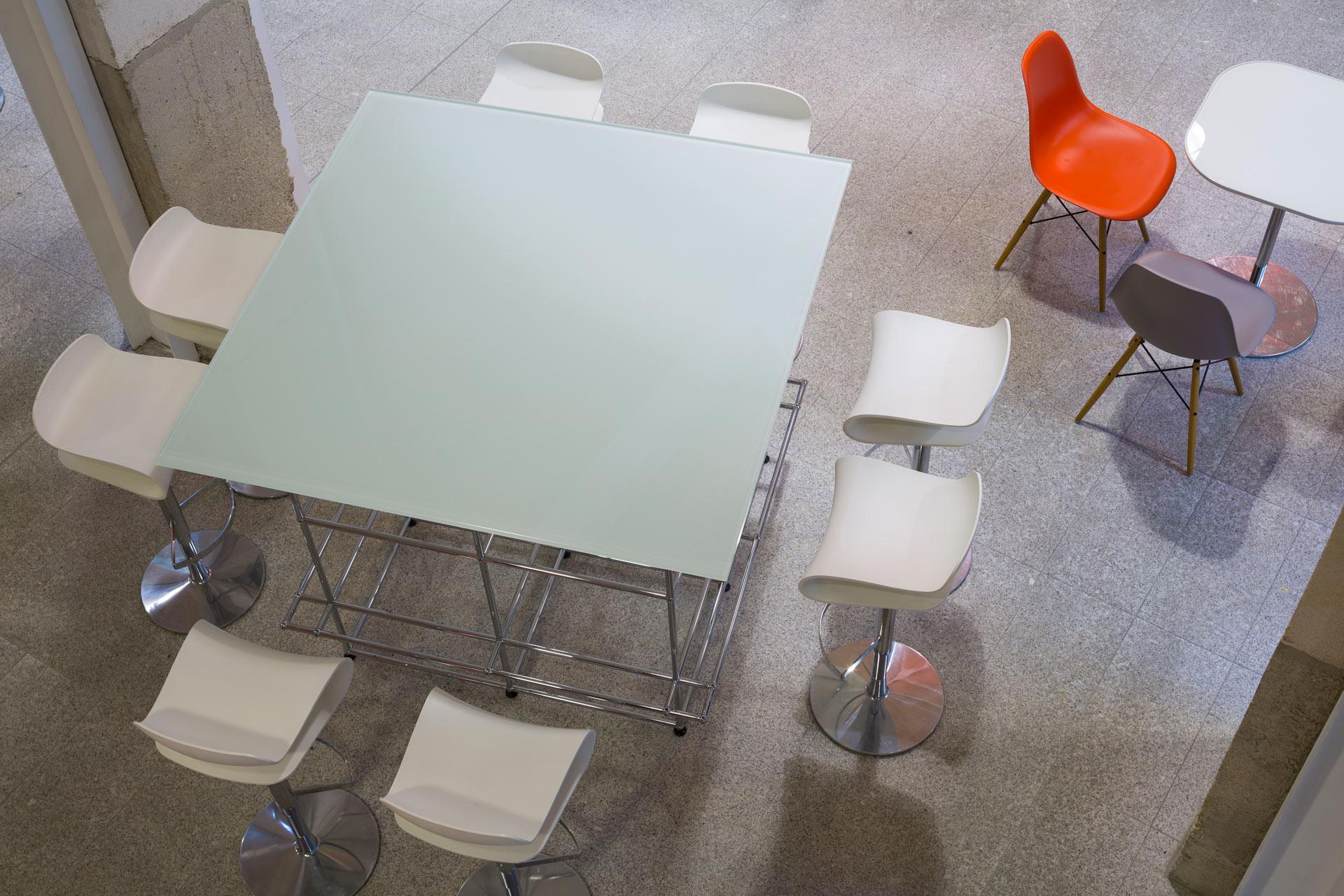 Le mobilier de bureau peut influencer la productivité