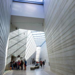 Musée d'Art Pariétal | Couloir central | Lascaux, Fr