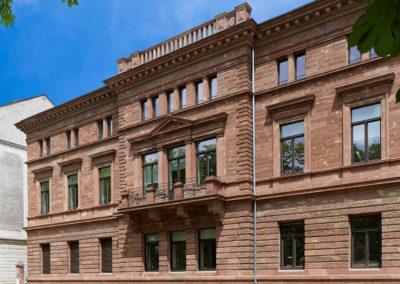 Cabinet Orion - Strasbourg : facade