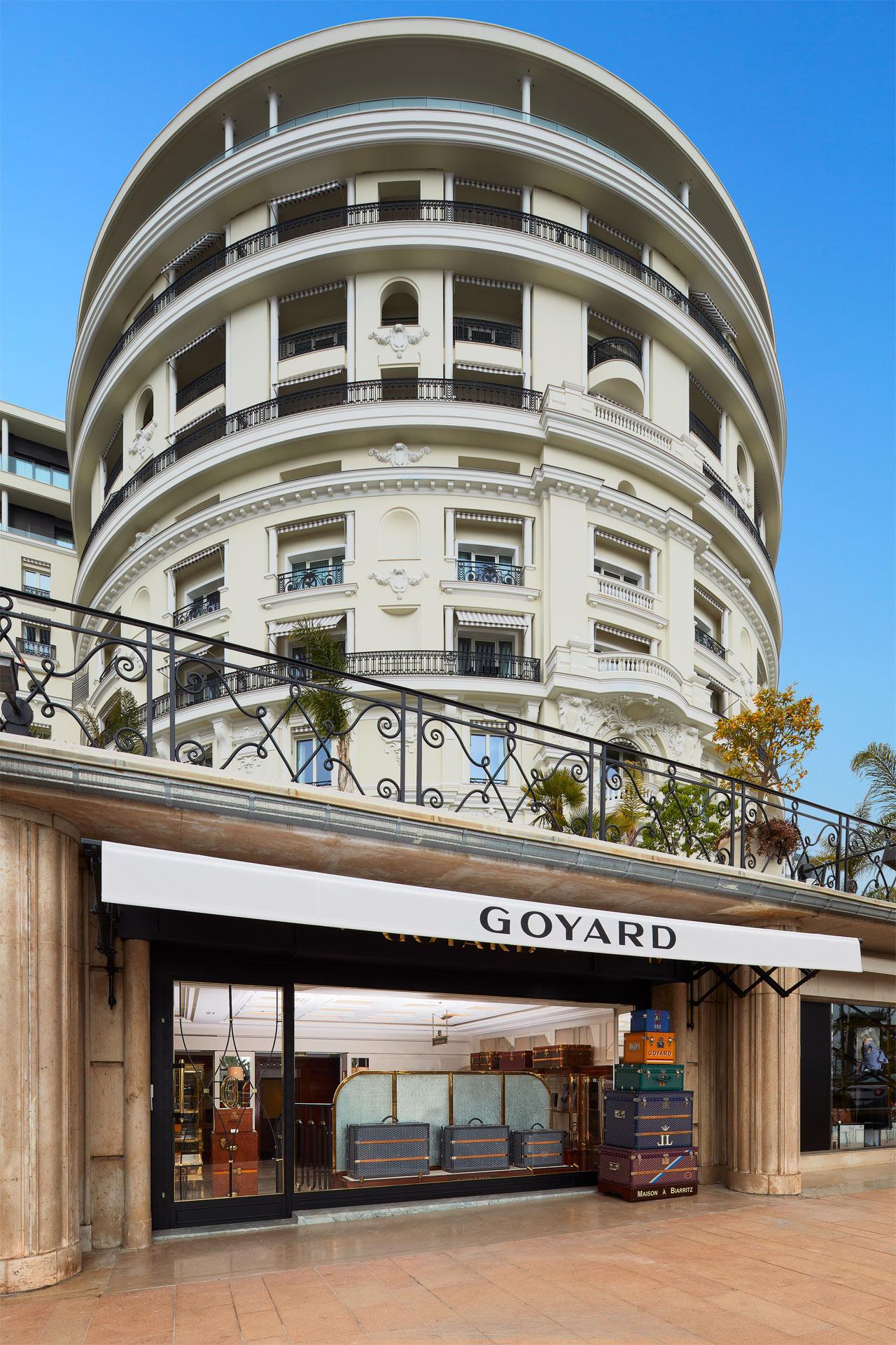 Boutique Goyard | Facade |Monte-Carlo, Monaco