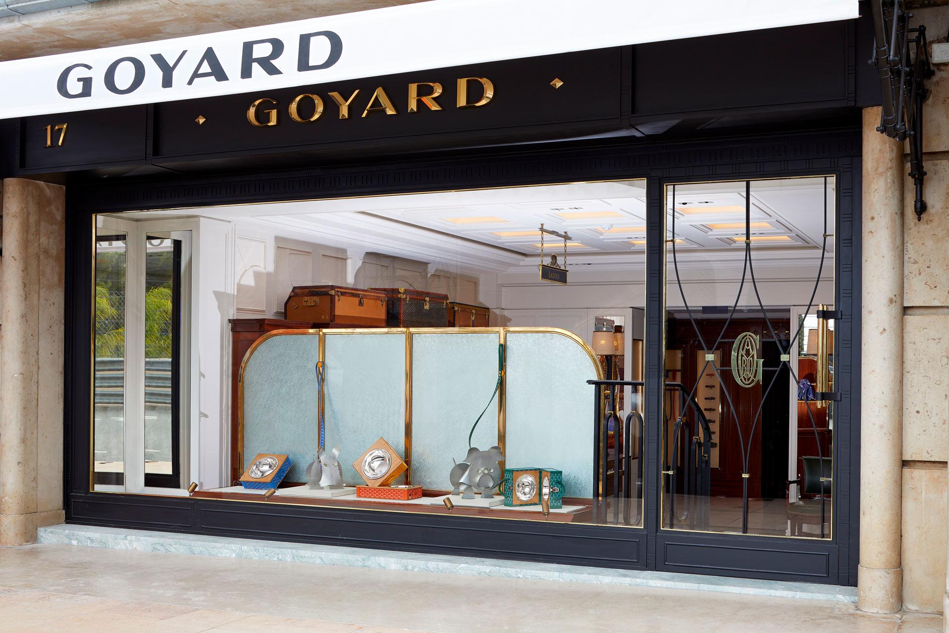Boutique Goyard | Facade | Monte-Carlo, Monaco