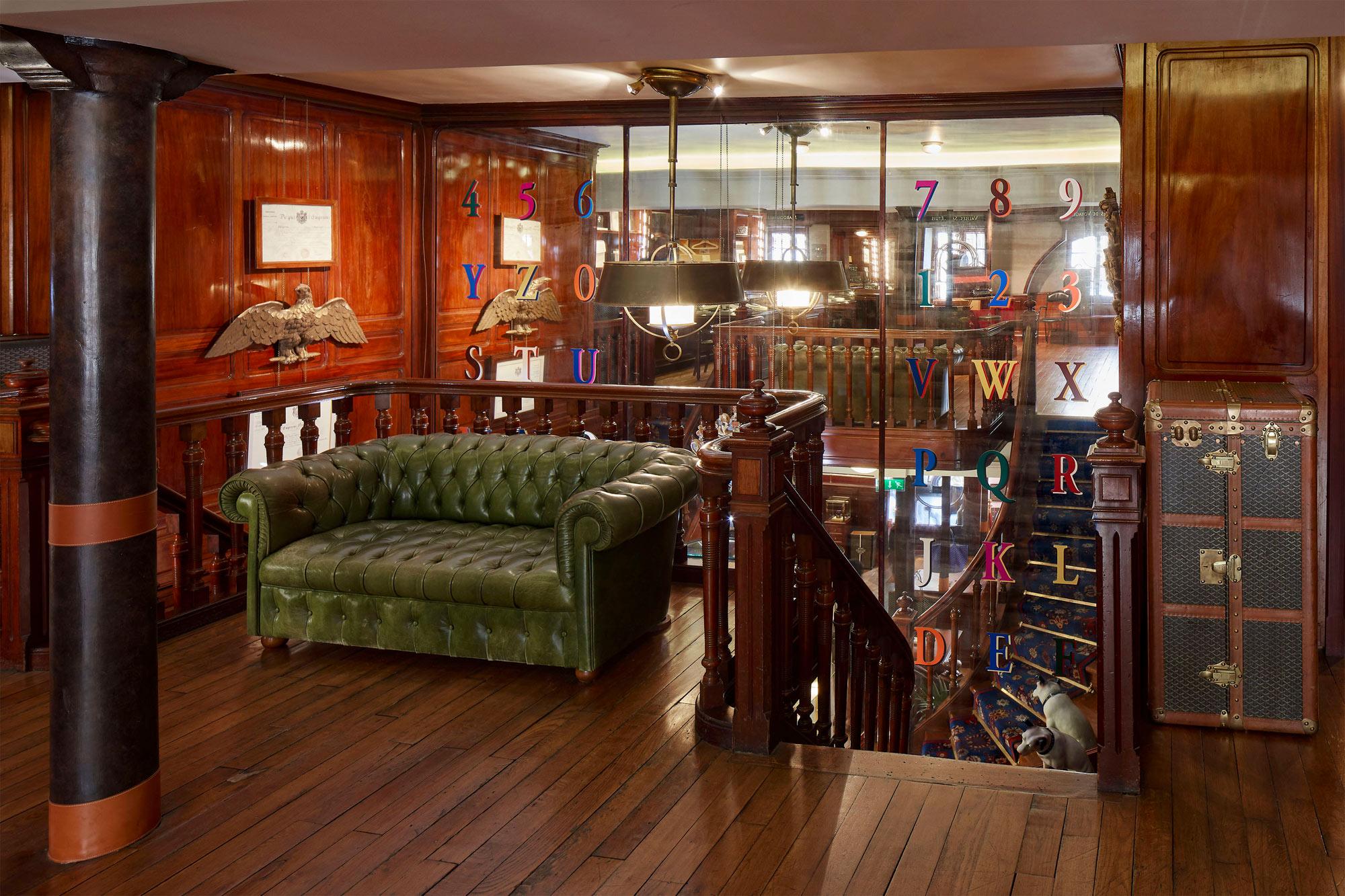 Maison Goyard - Boutique parisienne | Etage | Paris, Fr