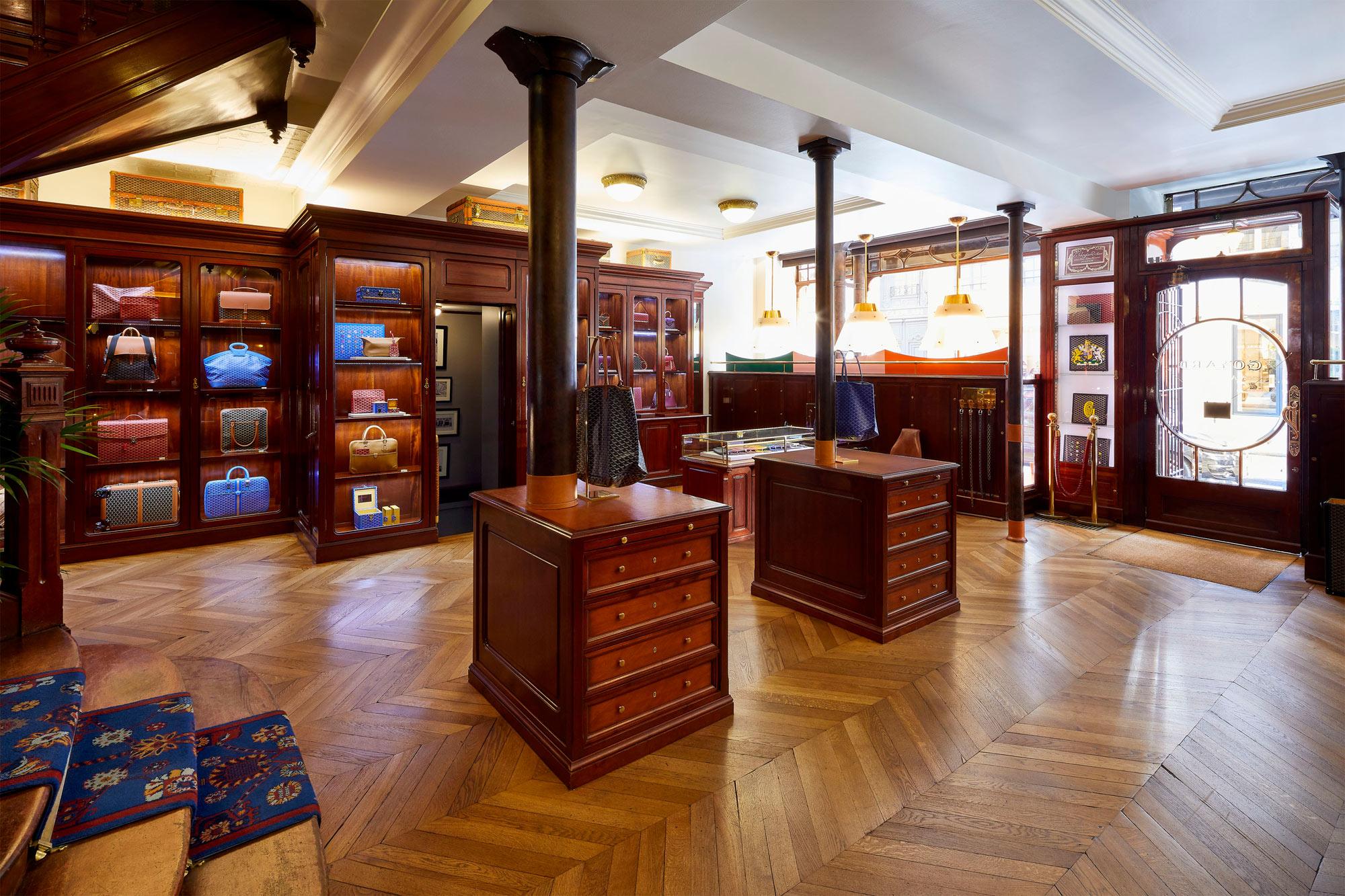 Maison Goyard - Boutique parisienne | Paris, Fr