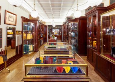 Boutique Goyard à Londres 1