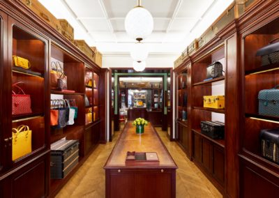 Boutique Goyard à Londres 2