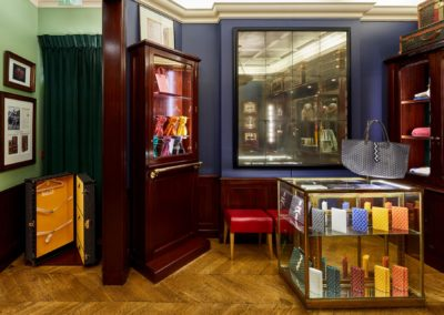 Boutique Goyard à Londres 5