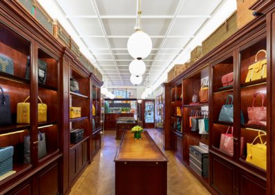 Boutique Goyard à Londres 7