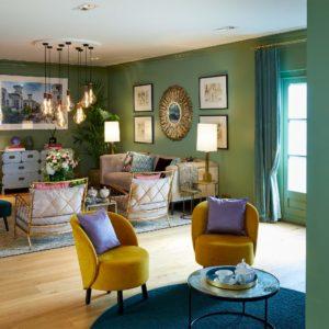 L'appartement, Vallée Village   par David Thomas Design / Architecte